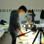 Laboratorio di stop-motion all'IsArt