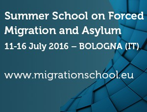 Summer School on Forced Migration and Asylum