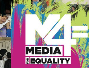 M4= MEDIA FOR EQUALITY